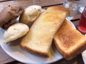 オランダ屋の食べ放題パン