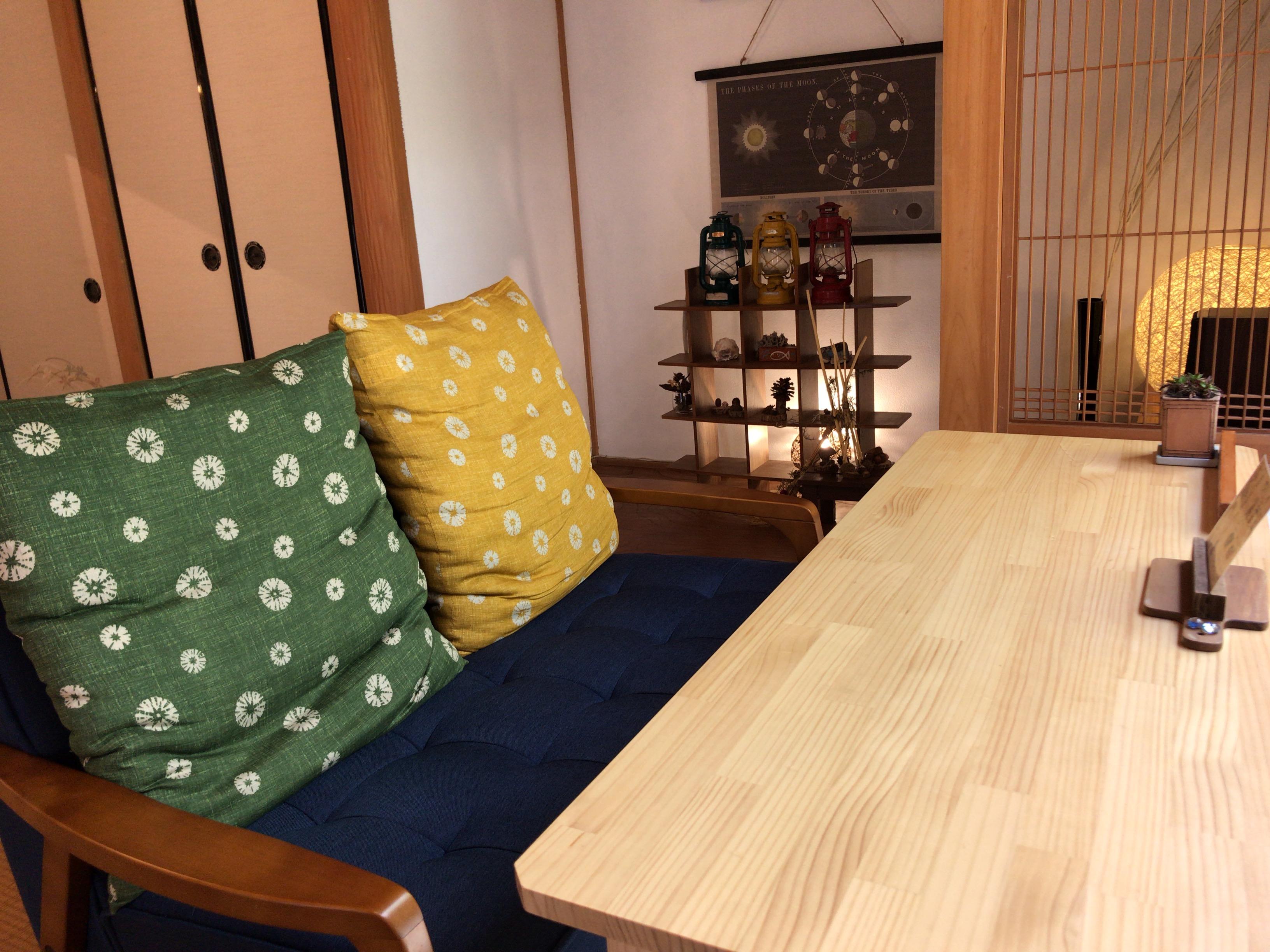 橿原神宮前近くランチカフェができるnarairoのカフェ特等席2