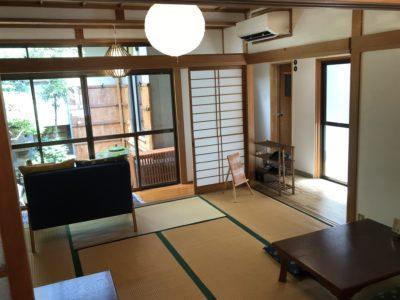 橿原神宮前近くランチカフェができるnarairoのカフェ座敷