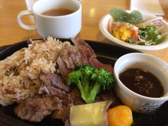 桜井でランチができる田舎の洋食屋キッチンフレカンテのスペシャルランチ