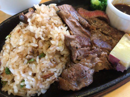 桜井でランチができる田舎の洋食屋キッチンフレカンテのスペシャルランチアップ画像