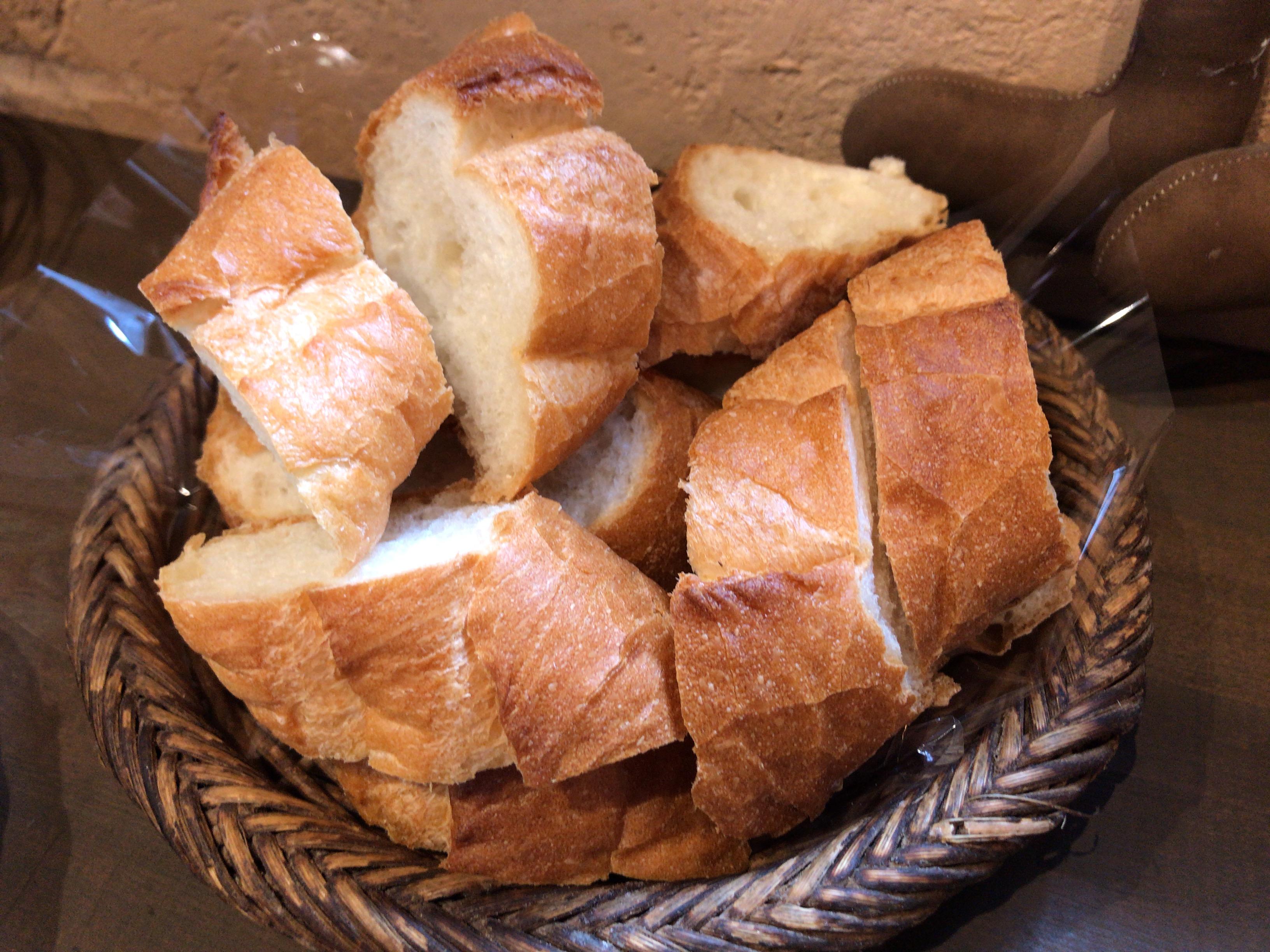 橿原市真菅でモーニングができるパン屋パネトリー本店のプチパンバイキング②