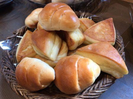 橿原市真菅でモーニングができるパン屋パネトリー本店のプチパンアップ①
