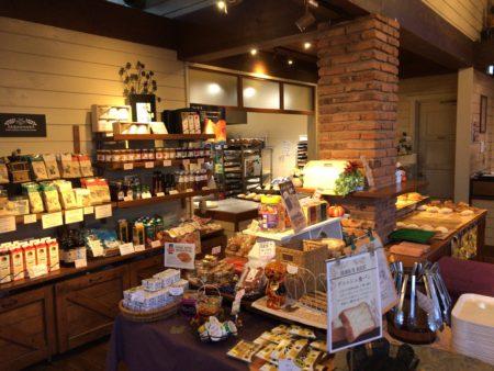 フジエダハウスオランダ屋大和郡山店のパン売り場
