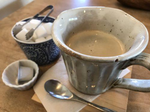 ランチとモーニングが美味しいフォーシーズンfourseasonのコーヒー