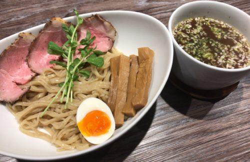 橿原神宮前駅アノラーメン第二製作所のつけ麺