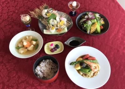 グランソール奈良の食事2019年版