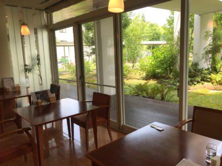 グランソール奈良での人間ドック後の食事が食べられるレストラン②