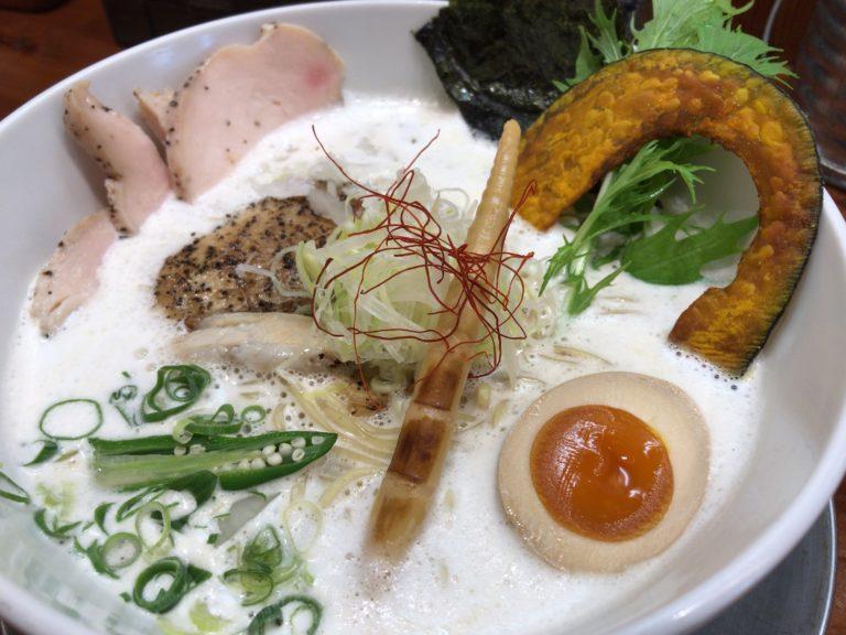田原本の人気らーめん、暁製麺のアイキャッチ