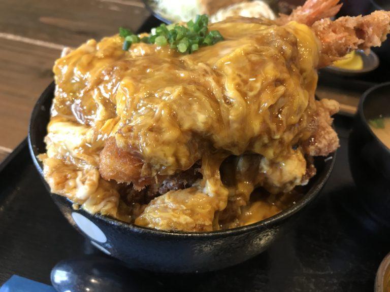 カツ丼で有名な日本橋・なんば「ポミエ」のアイキャッチ