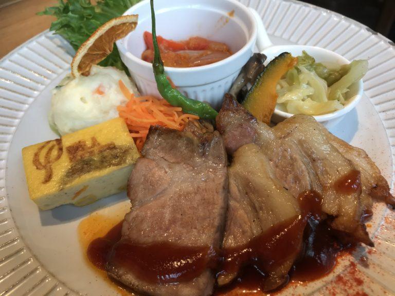 橿原大和八木駅近く奈良食堂の日替わりアイキャッチ