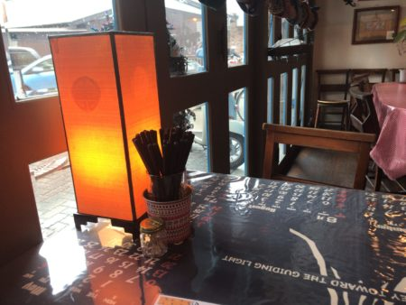 橿原大和八木近くのランチ処万歳食堂の内観④