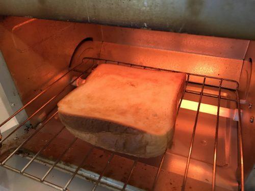 奈良・葛城のベーカリーシカフェカントリーロードのトースター