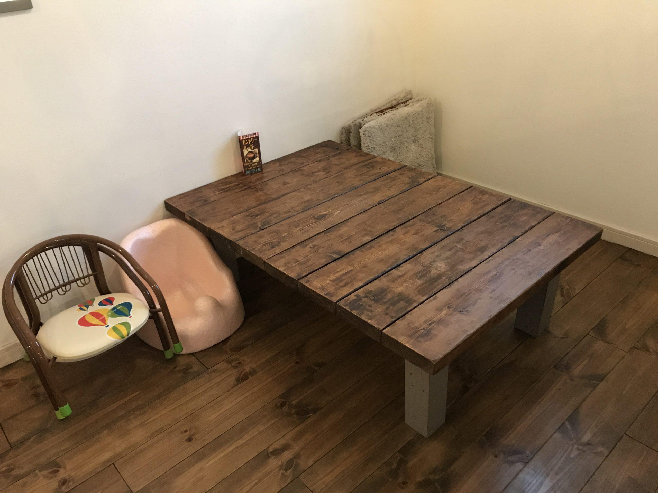 奈良・葛城のベーカリーシカフェカントリーロードの座敷席