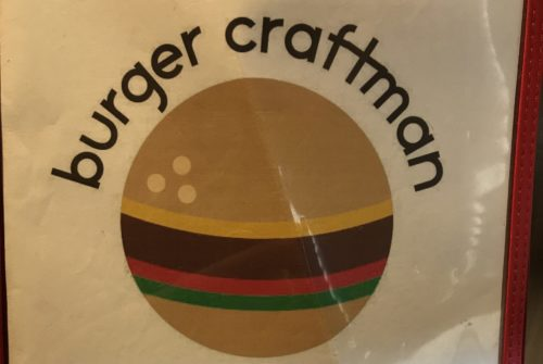 橿原市、ハンバーガークラフトマンのロゴ
